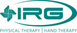 IRG Physical Therapy logo