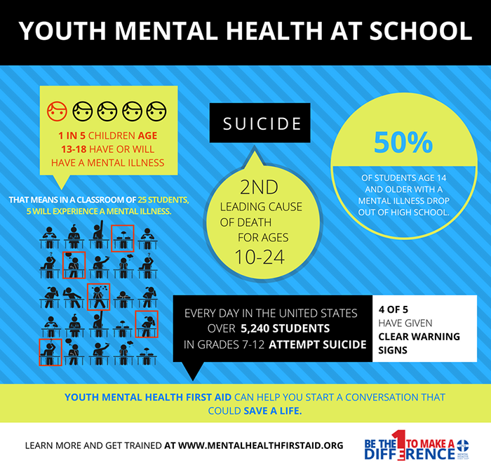 Youth Mental Health at School