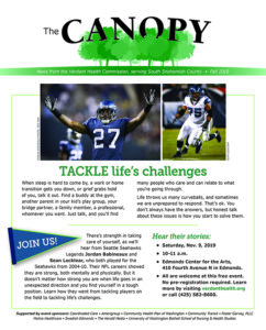 Tackle Life's Challenges event