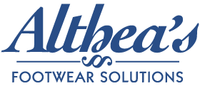 Althea's Footwear Solutions logo