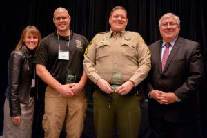 Verdant recognizes the Lynnwood Police and Snohomish County Sheriff's Office with the Innovative Program Award